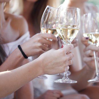 Geselligkeit Weinseminare am IWI