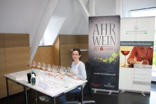 Katharina Röder Jury Ahrwein des Jahres