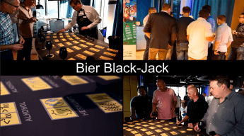 Bier Black-Jack Genuss Casino