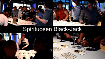 Spirituosen Black-Jack Genuss Casino