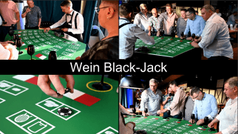 Wein Black-Jack Genuss Casino