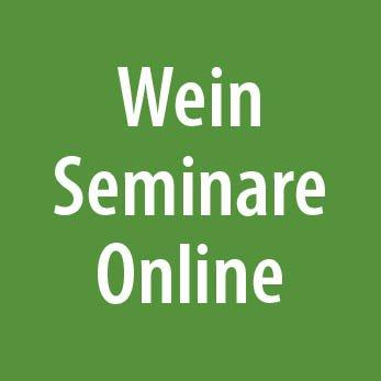 Weinseminare Online